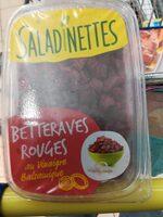 Betteraves rouges au vinaigre balsamique - Product - fr