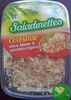 Coleslaw (chou blanc & carottes râpées) - Product