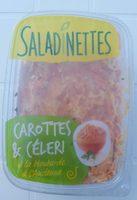 Carotte râpé et céleri - Produit - fr