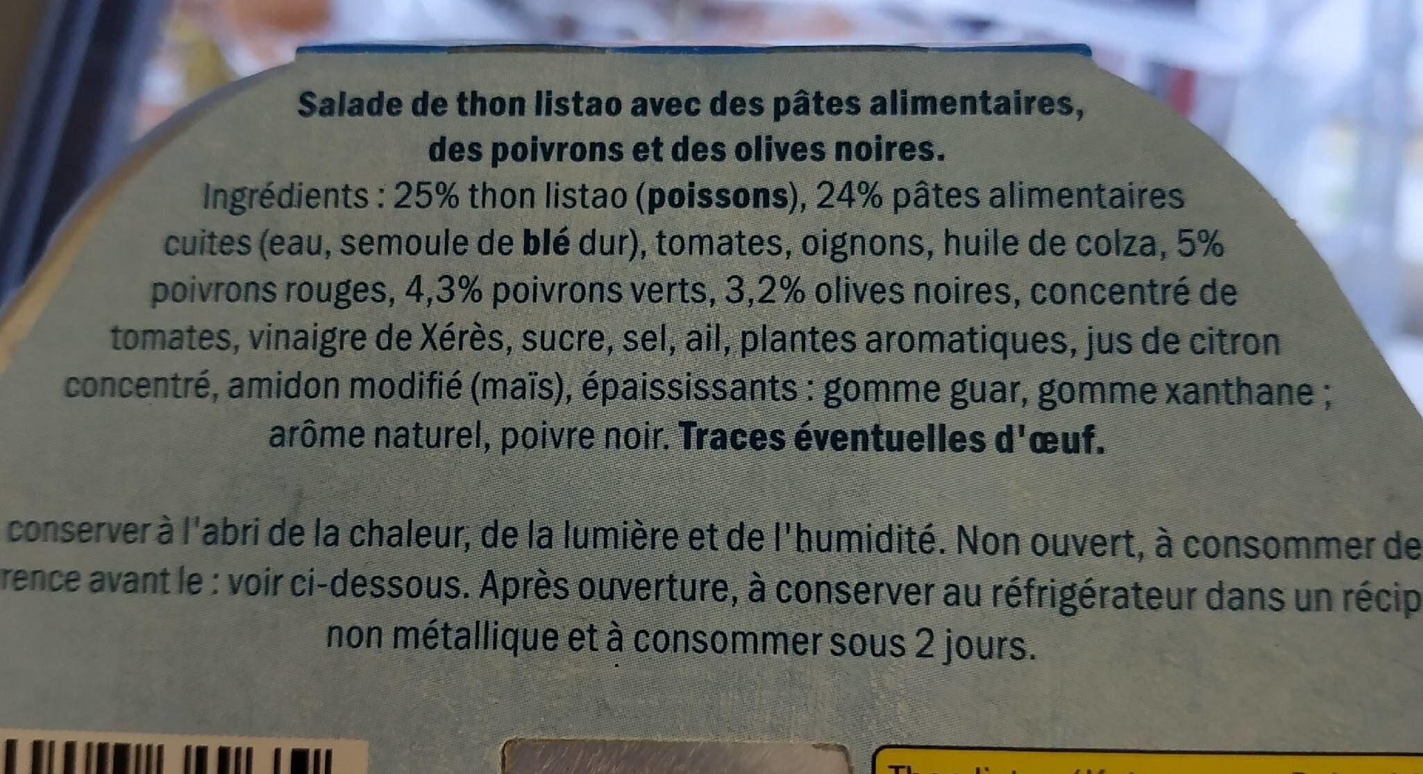Salade piémontaise - Ingrediënten