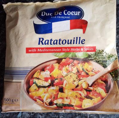 Freshona ratatouille cuisinée - Product - en