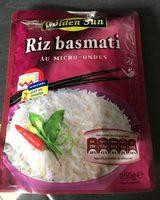 Arroz para microondas Basmati - Produit