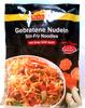Stir fry noodles - Product
