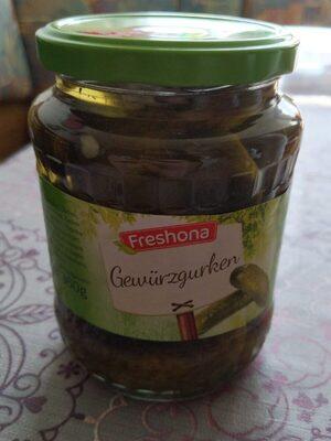 Gewürzgurken - Produit - hu