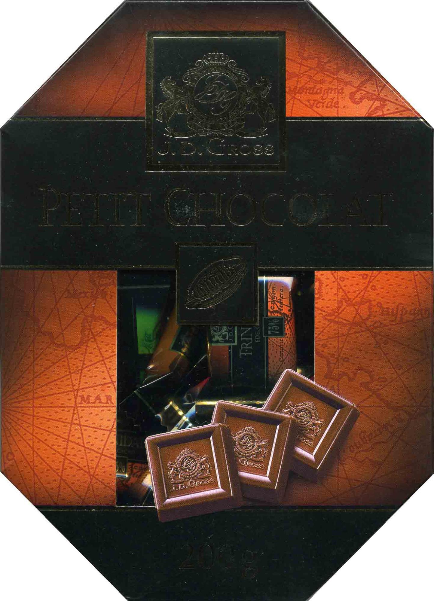 J.D. Gross. Petit Chocolat - Product - es