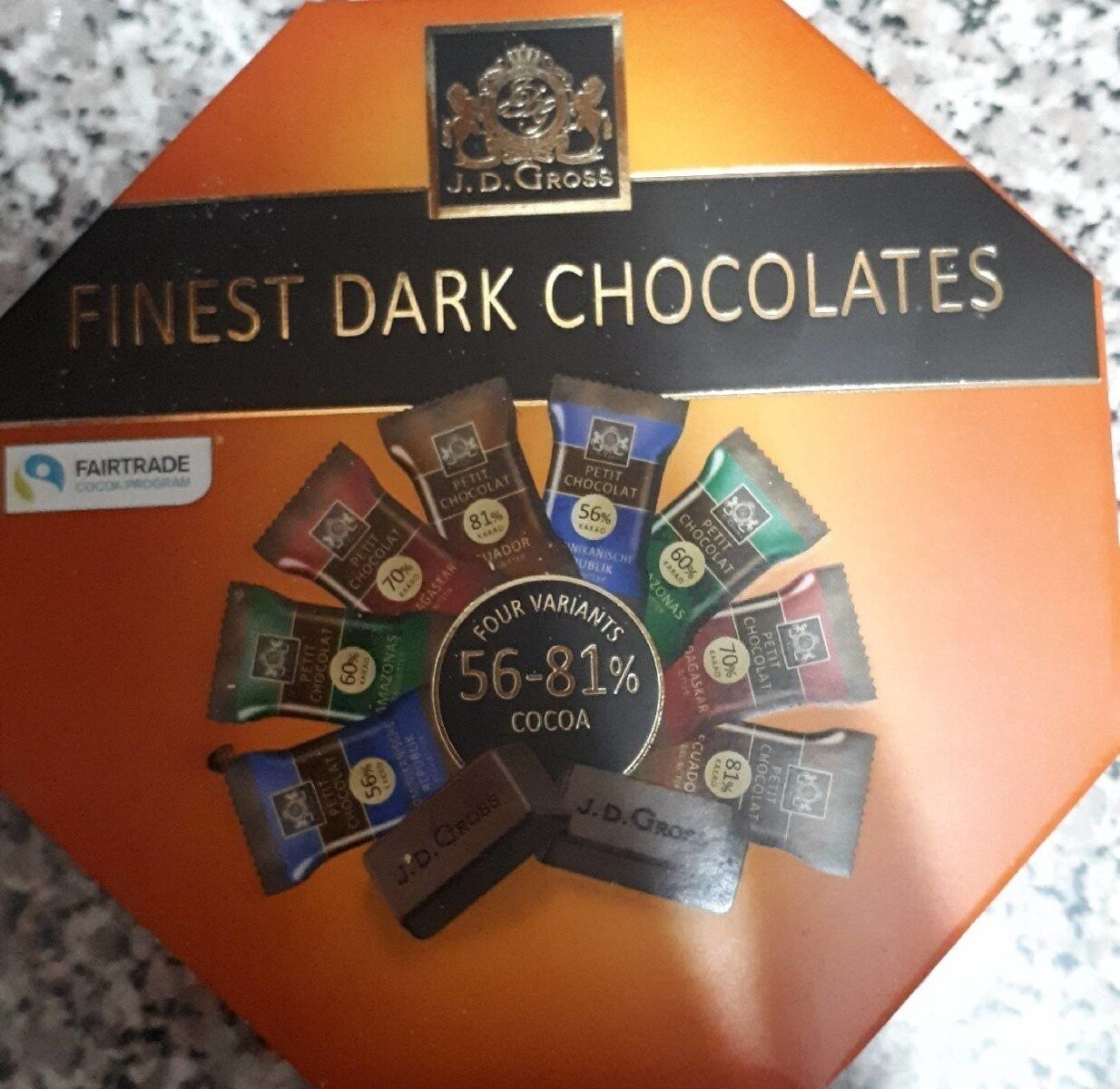 J.D. Gross. Petit Chocolat - Producto - es