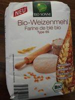 Farine de blé Bio Sonne type 65 - Produit