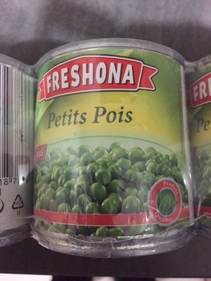 Petits pois - Product - fr