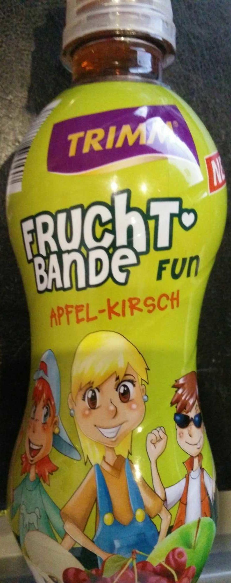 Frucht-Bande Fünf Apfel-Kirsch - Produkt