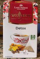 Wellness organic tea - Producto - es