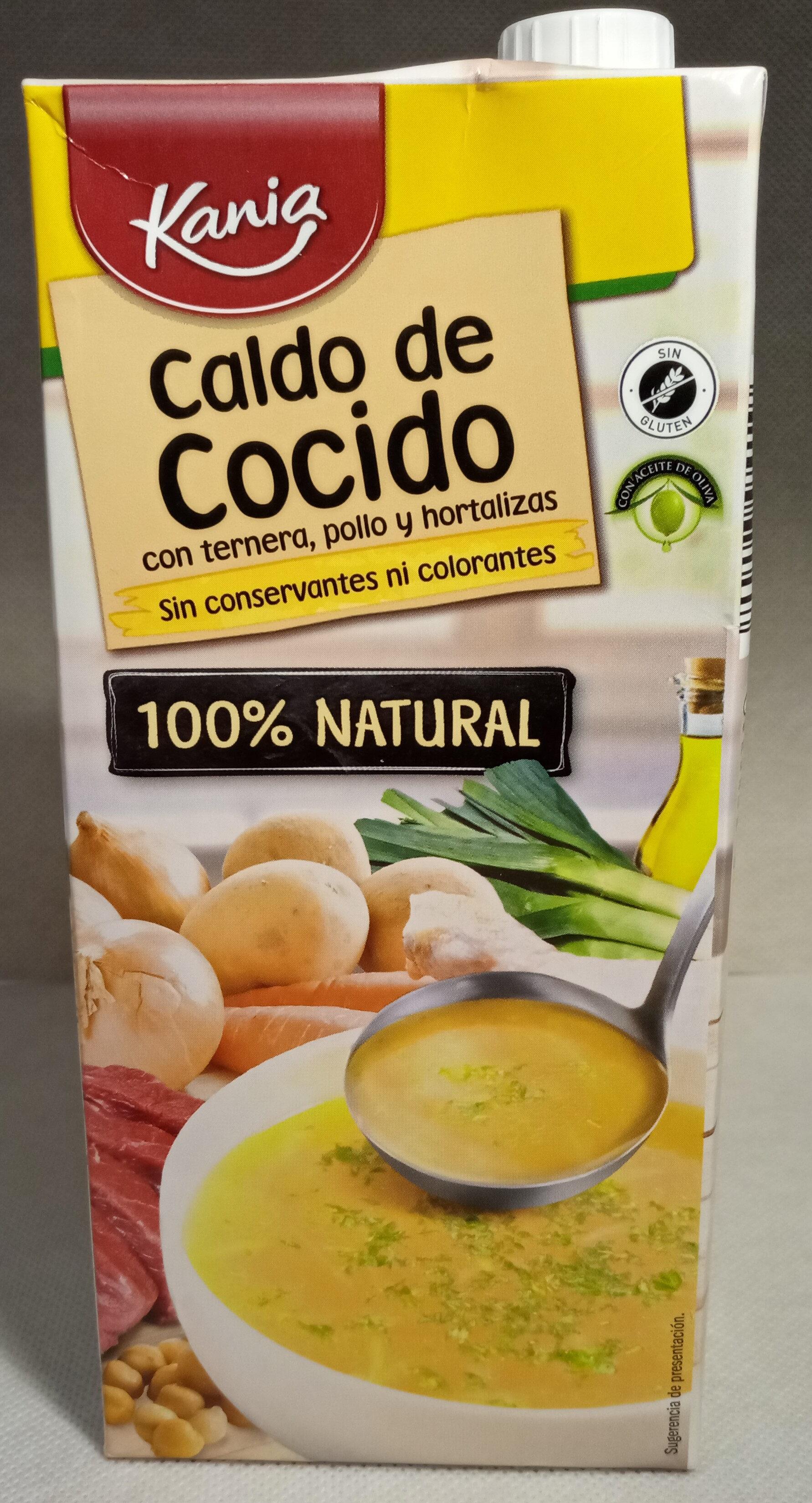 Caldo de cocido - Product - es