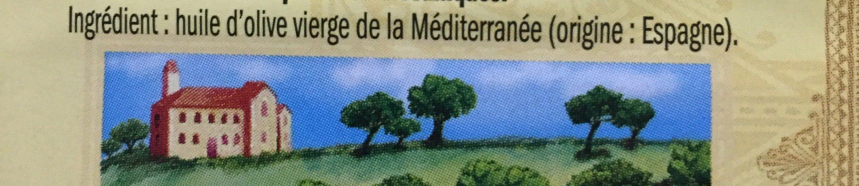 Huile d'olive vierge d'espagne - Ingredienti - fr