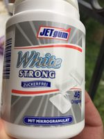 White strong - Product