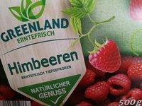 Himbeeren erntefrisch tiefgefroren - Produit - de