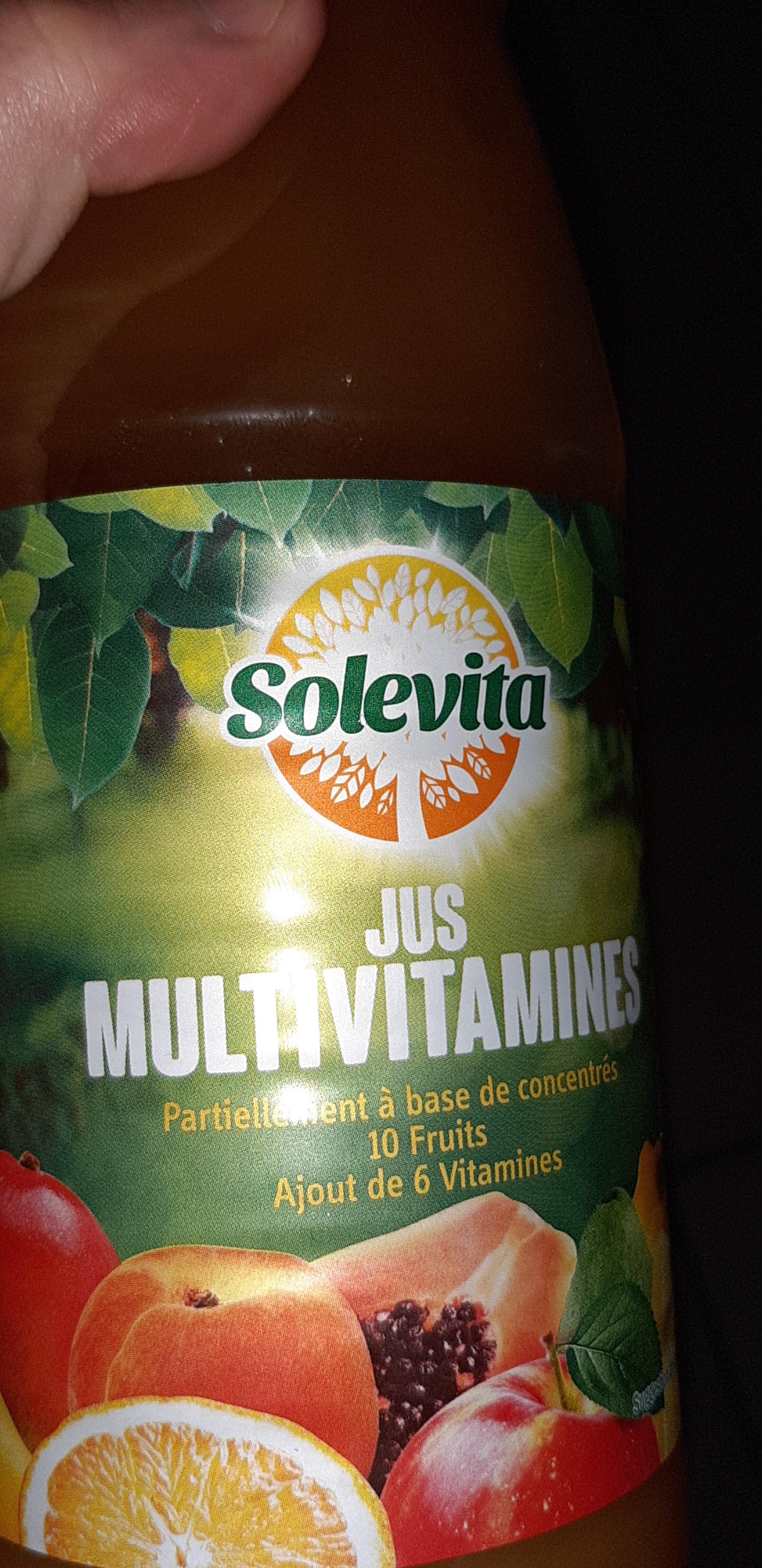 Mélange de jus de fruits - Product