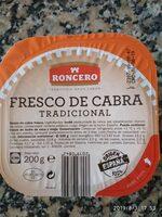 Queso fresco de cabra - Product - es
