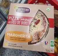 Pizza Margherita (au feu de bois) - Product