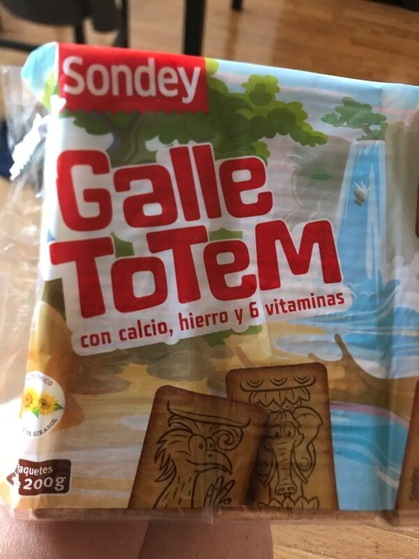 Galle totem - Producto - es