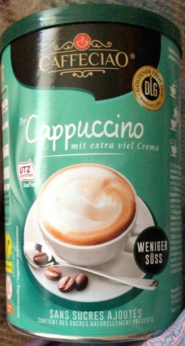 Cappuccino - Product - en