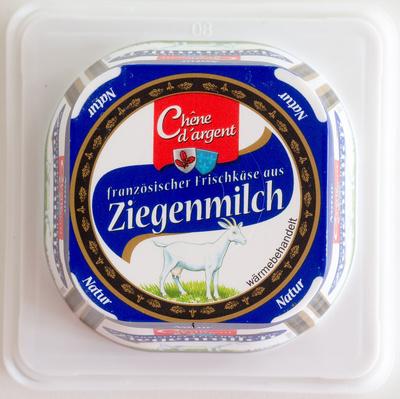 Fromage de chèvre - Produkt