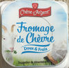 Fromage au lait de chèvre pasteurisé - Prodotto