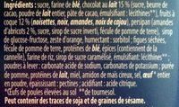 Pain d'Épices de Nuremberg - Ingrediënten - fr