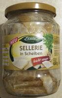 Sellerie in Scheiben (leicht sauer) - Produit