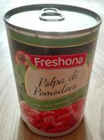 Polpa di pomodoro con erbe - Produkt - pl