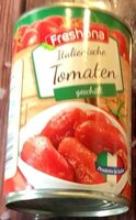 Tomates Pelées - Produit - fr