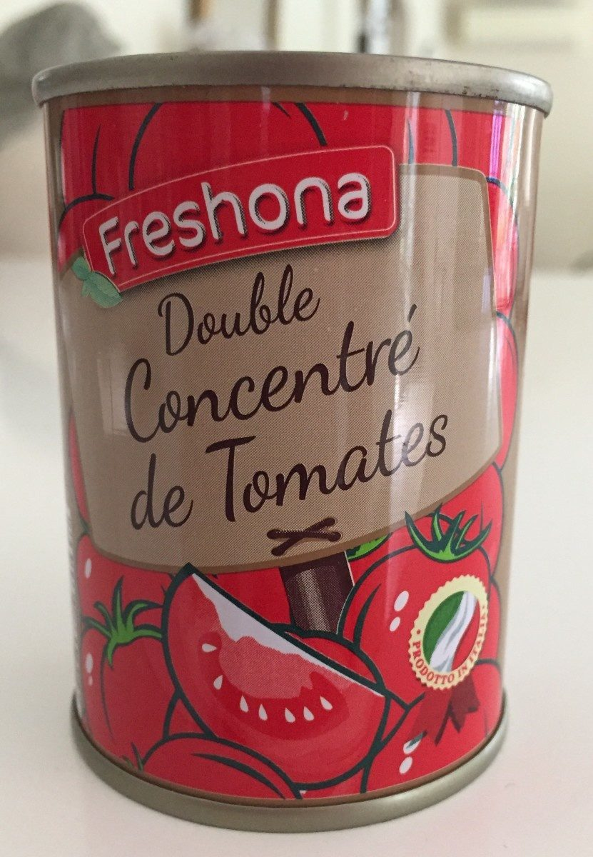 Double Concentré de Tomates - Product - fr