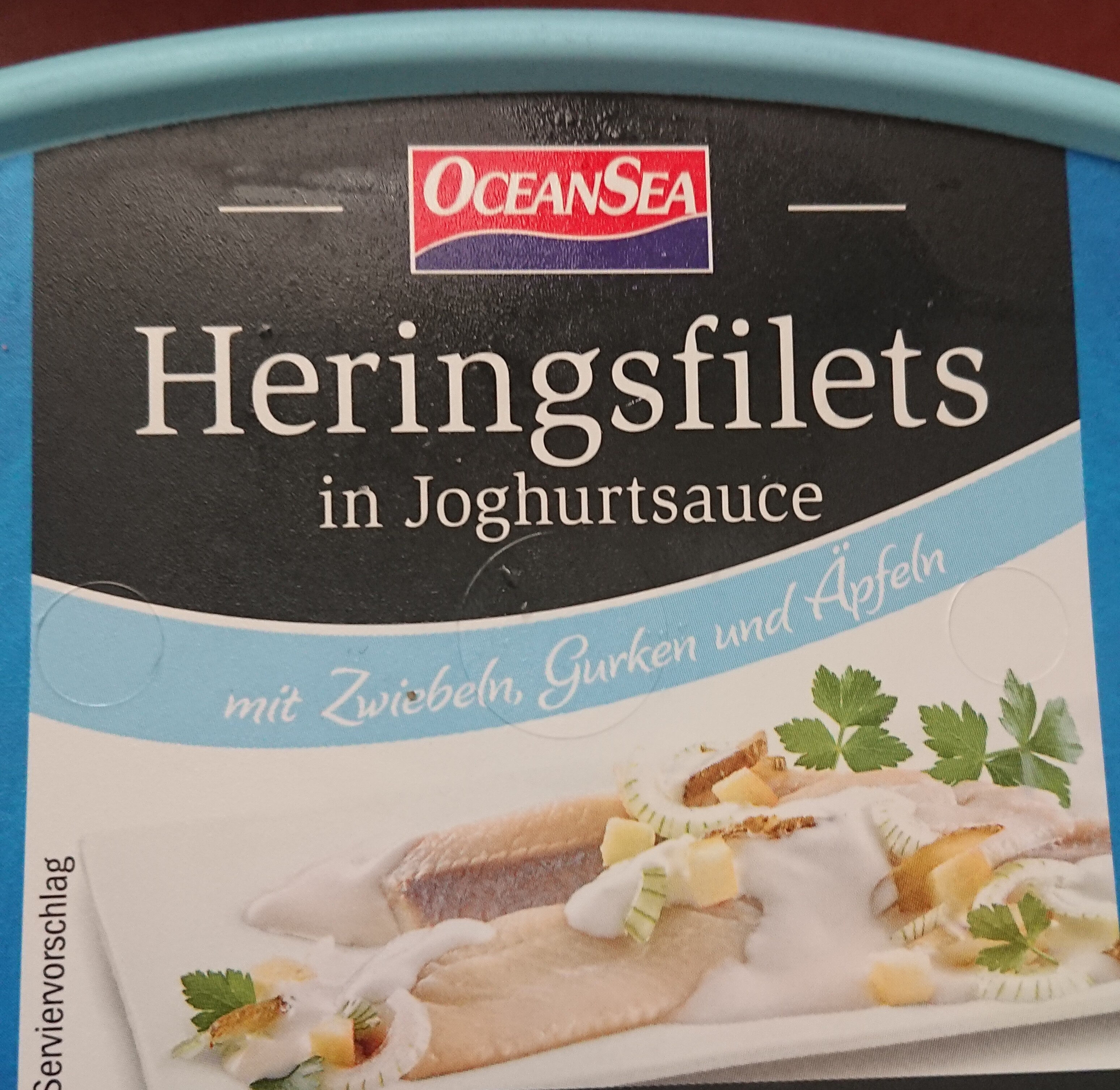 Heringsfilets in Joghurtsauce - Product - de