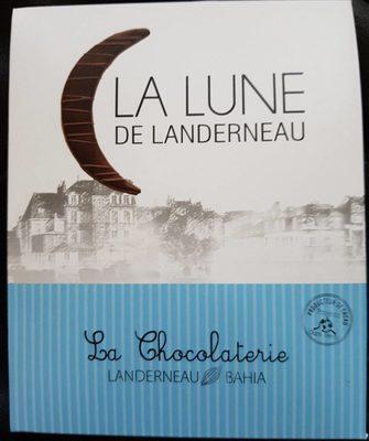 La Lune de Landerneau Chocolat Noir - Product - fr