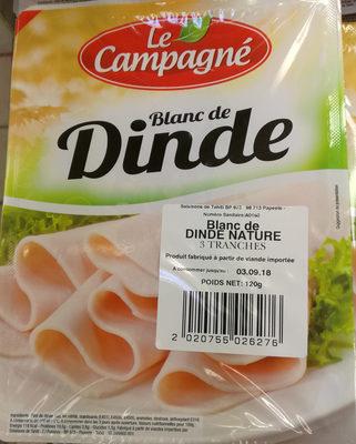 Blanc de Dinde - Product - fr