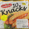 Saucisses Knack Poulet - Produit