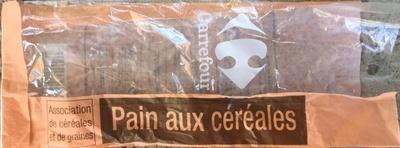 Pain aux céréales 300g - Product