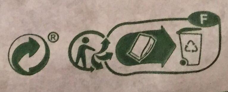 La boule bio - Istruzioni per il riciclaggio e/o informazioni sull'imballaggio - fr