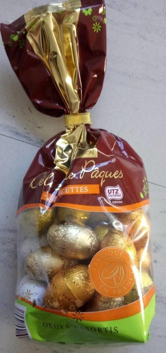 Délices de pâques - Produit - fr