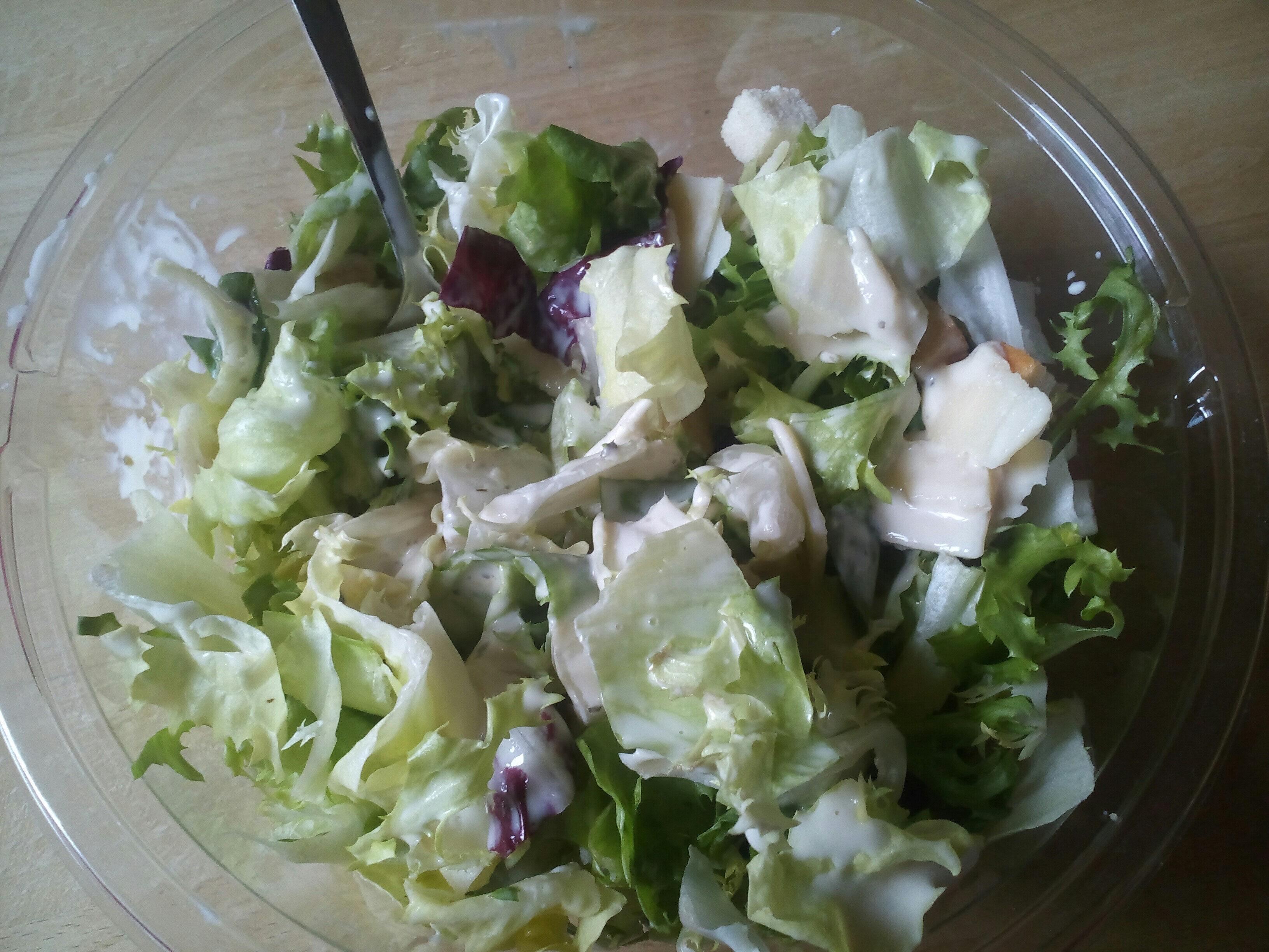 Salat Caesar - Product