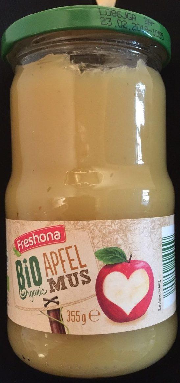 Compote de pommes bio - Produit