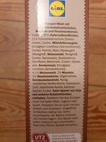 Crunchy muesli - Chocolate & Nuts - Zutaten - de