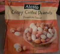 Crispy coated peanuts - Product - nl