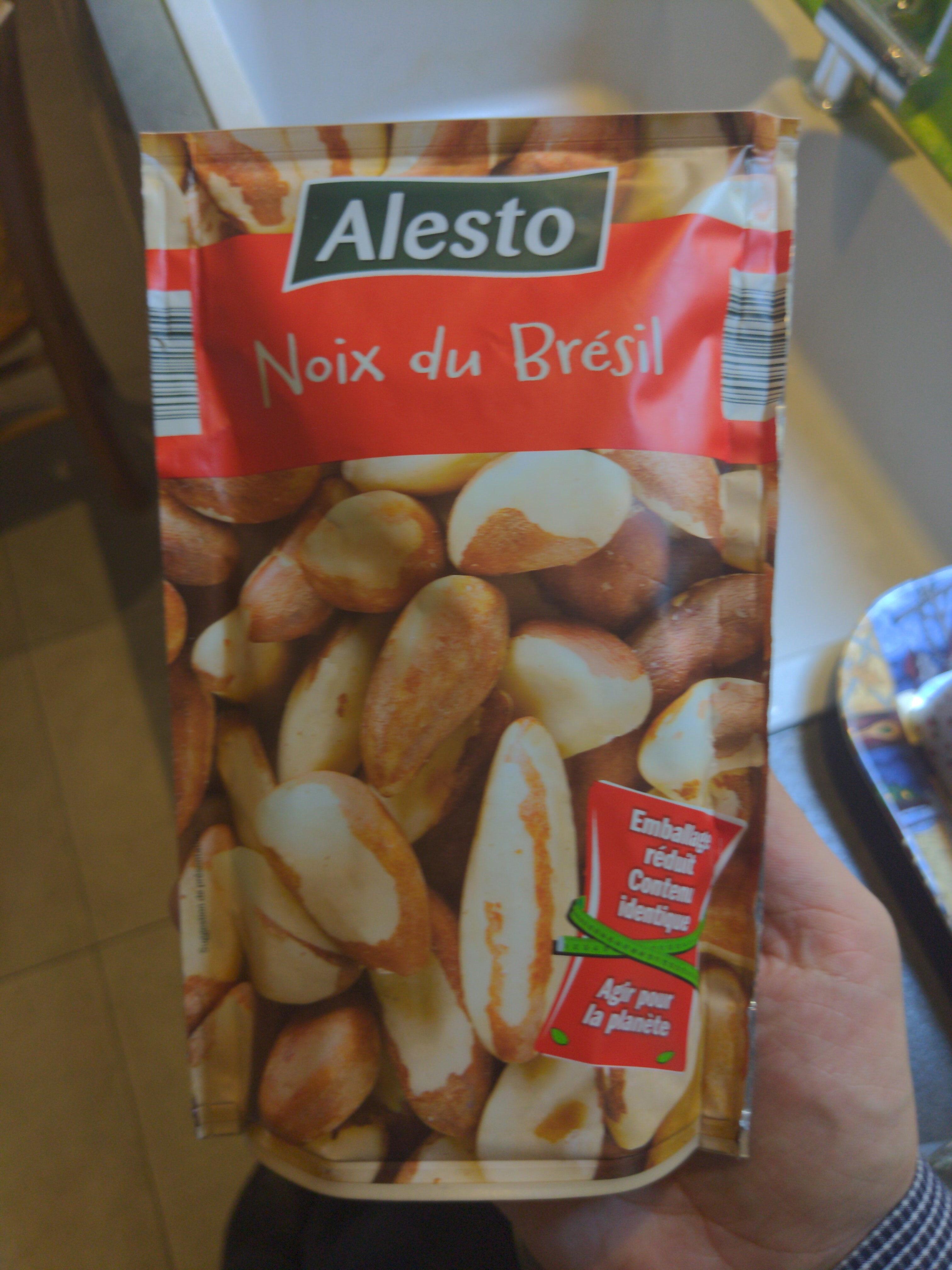 Brazil Nuts - Informations nutritionnelles - fr