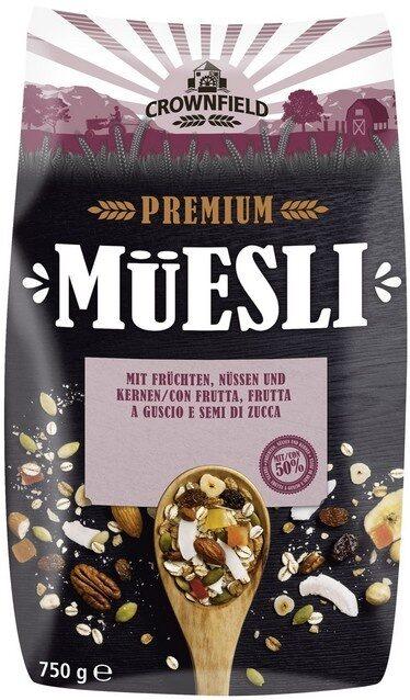 Premium muesli - Produkt - de