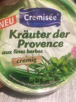 Kräuter der Provence cremig - Product