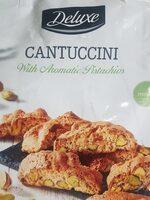 Mini pistachio biscotti - Produit - en