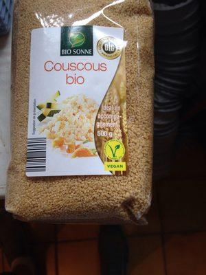 Couscous bio - Product