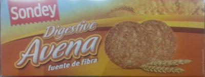 Galletas Digestive Avena - Producte