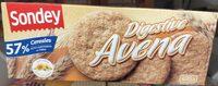 Galletas Digestiv Avena - Produit - es