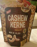 Cashewkerne, Naturell - Prodotto - de
