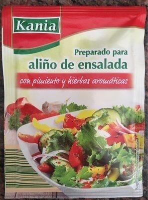 Preparado para aliño de ensalada - Prodotto - es
